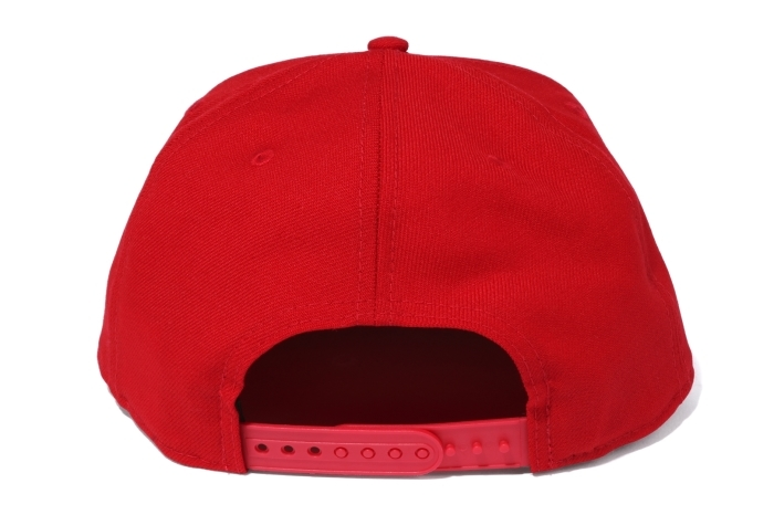 COLLEGE NEW ERA SNAP BACK CAP_a0174495_15301315.jpg