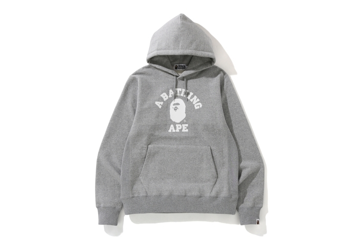 COLLEGE HEAVY WEIGHT PULLOVER HOODIE_a0174495_15311354.jpg