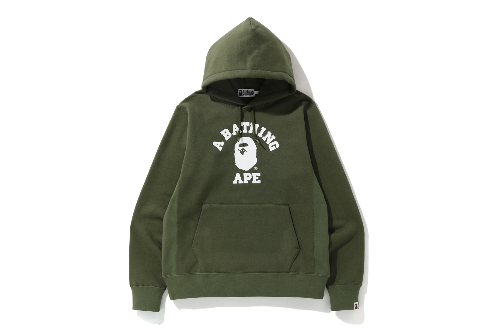 COLLEGE HEAVY WEIGHT PULLOVER HOODIE_a0174495_15312233.jpg
