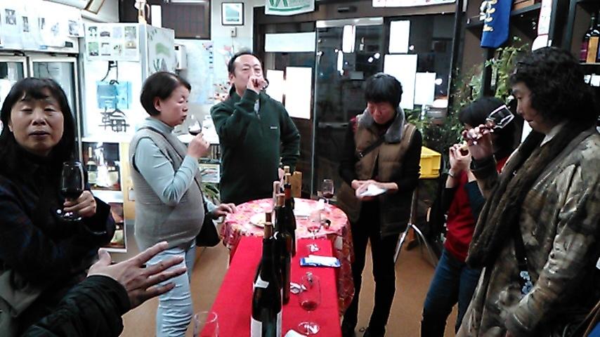 11月の店内ワインも多くの方々にご参加頂きました!_f0055803_14480602.jpg
