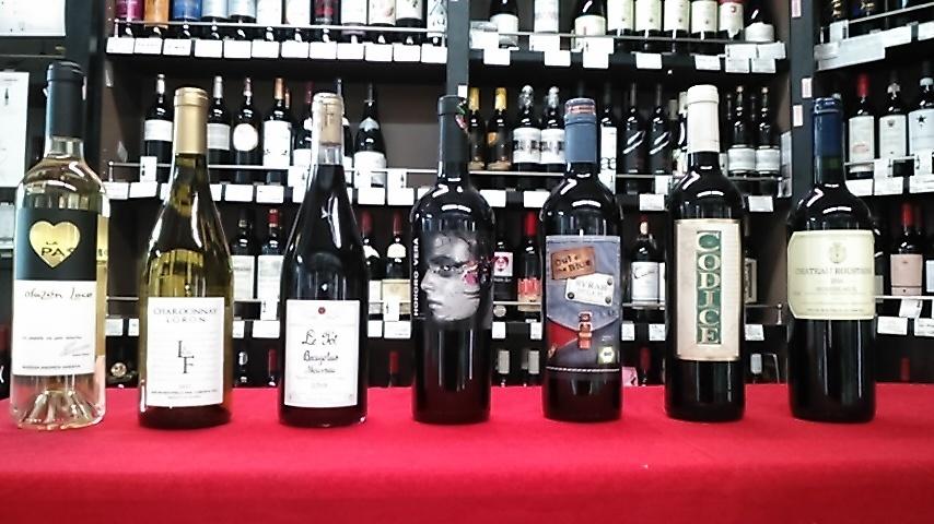 11月の店内ワインも多くの方々にご参加頂きました!_f0055803_15011791.jpg
