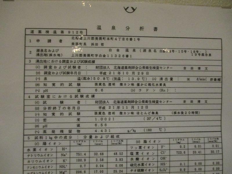11月25日(月)・・・十勝岳温泉_f0202703_02491709.jpg