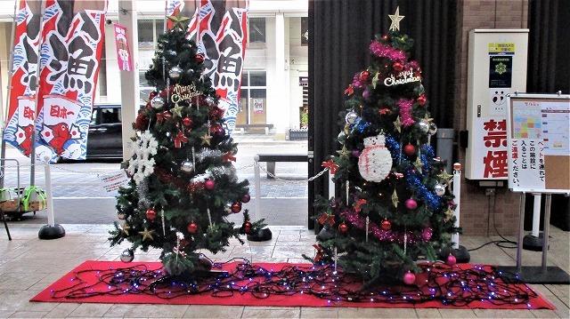 イレブンプラザ 早くもクリスマスモード_b0163804_14502322.jpg