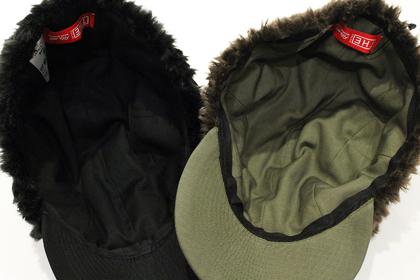 "THE COLOR (ザ・カラー) "" THE BOMBER CAP \""_b0122806_13552913.jpg"