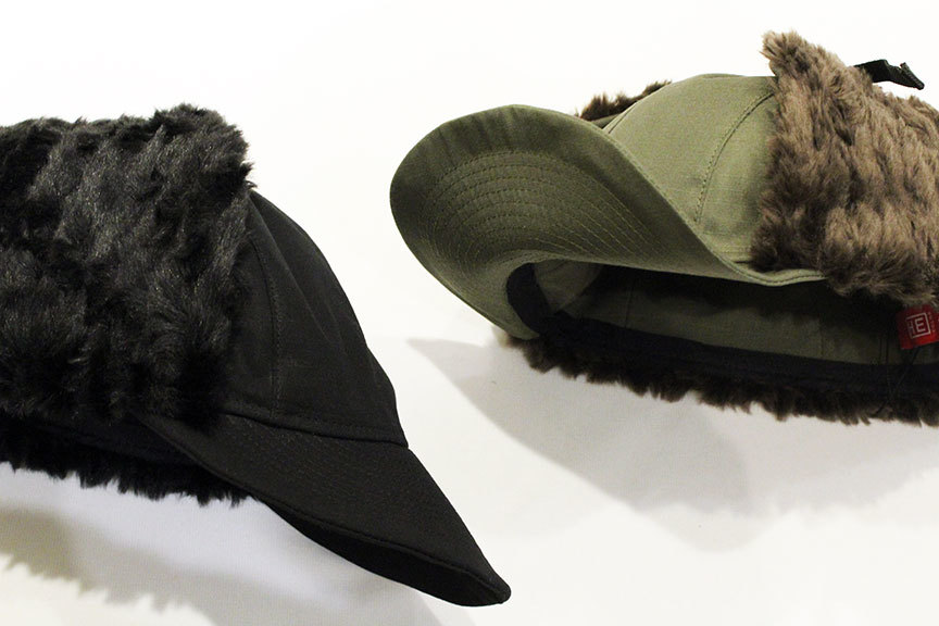 "THE COLOR (ザ・カラー) "" THE BOMBER CAP \""_b0122806_13562039.jpg"