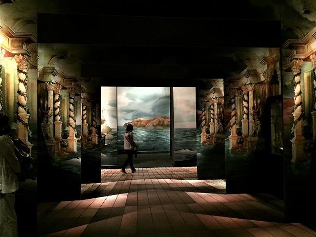 Caixa forumの展示会 「オペラ」2_b0064411_07193236.jpg