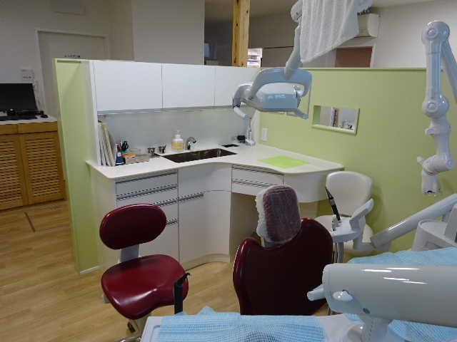 岩泉 大川歯科クリニック様 完成しました!②_f0105112_04224911.jpg
