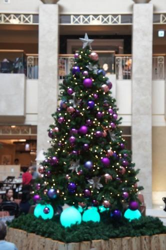 【ホテルのクリスマスツリー♪】_f0215714_15301395.jpg