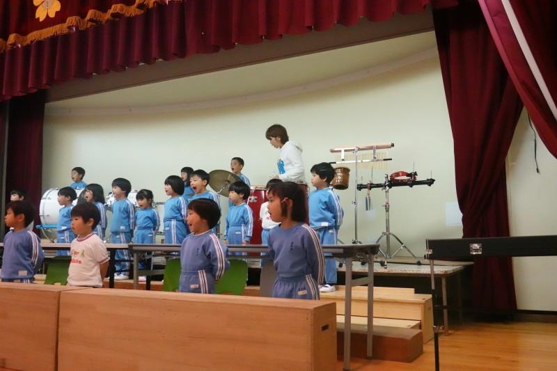 年少組 音楽会の練習_a0212624_14533116.jpg
