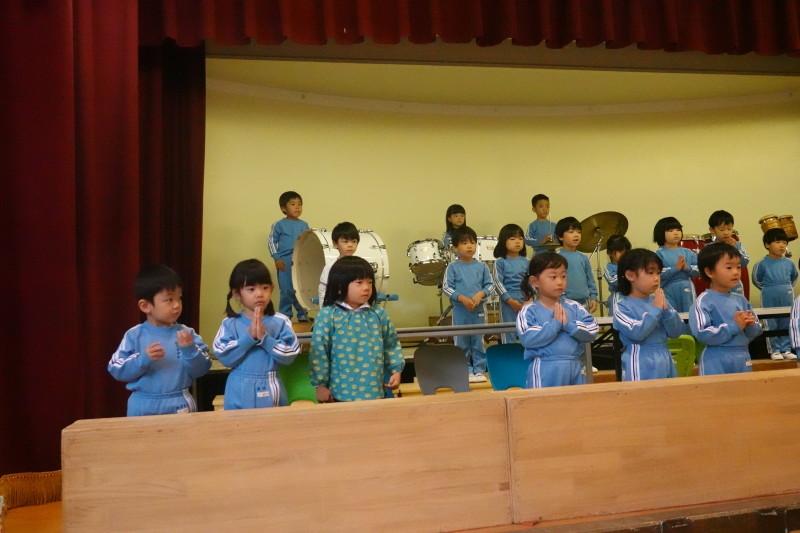 年少組 音楽会の練習_a0212624_14534043.jpg