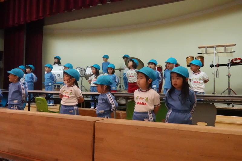年少組 音楽会の練習_a0212624_14550149.jpg