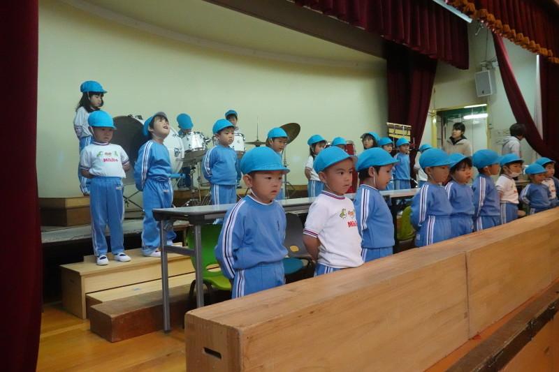 年少組 音楽会の練習_a0212624_14551743.jpg