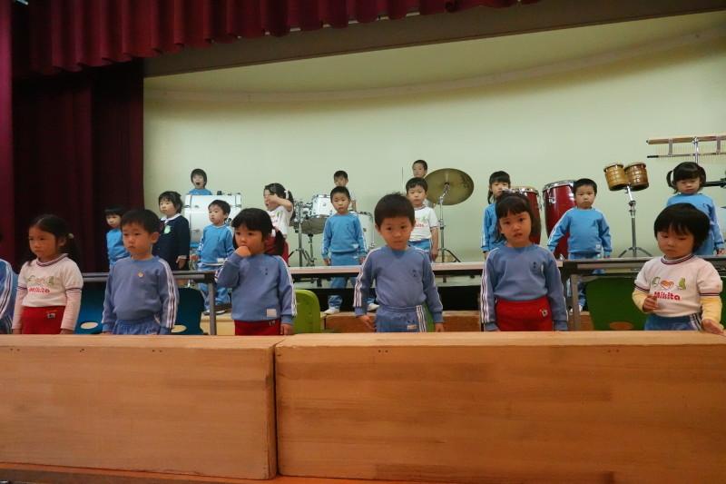 年少組 音楽会の練習_a0212624_14555088.jpg