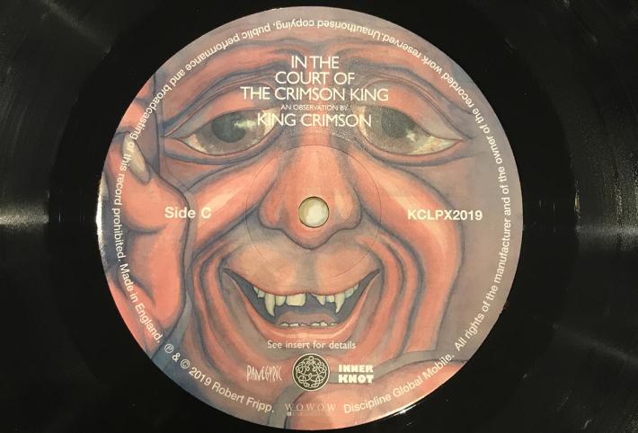 「クリムゾンキングの宮殿」50周年記念盤 の話_e0404728_19430912.jpg