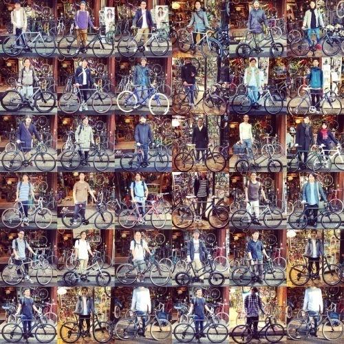 ライトウェイ特集☆バイシクルガール番外編☆今日のバイシクルボーイ☆ 自転車女子 自転車ガール クロスバイク ライトウェイ おしゃれ自転車 マリン ターン シェファード パスチャー スタイルス_b0212032_16452982.jpeg