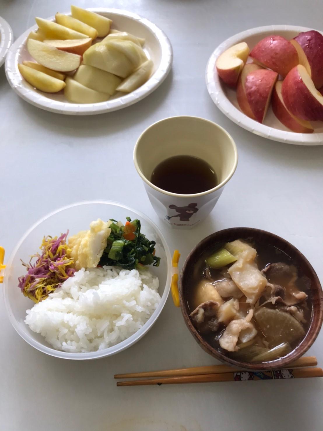 旅する食育!高畠編 山形青菜漬~地域の郷土料理を学ぶ~_b0297136_11150523.jpg