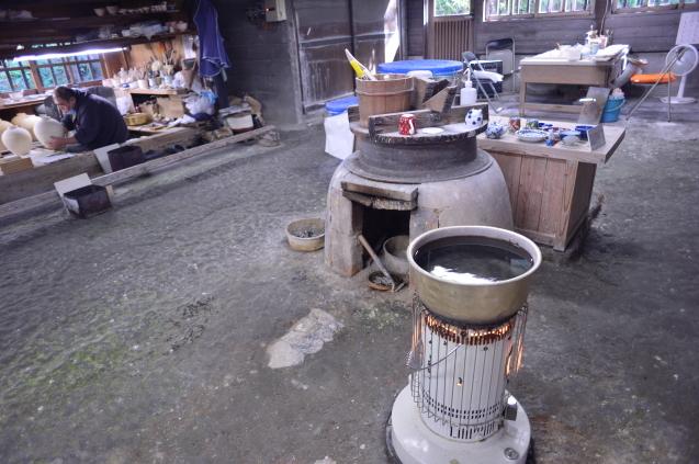 初めて、有田の窯焚きを見てきました。_f0345938_18175486.jpg