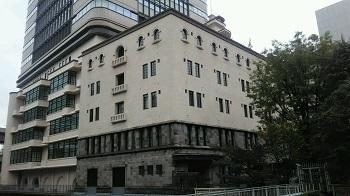 ビルの窓 日本橋(東京)_e0098739_15162481.jpg