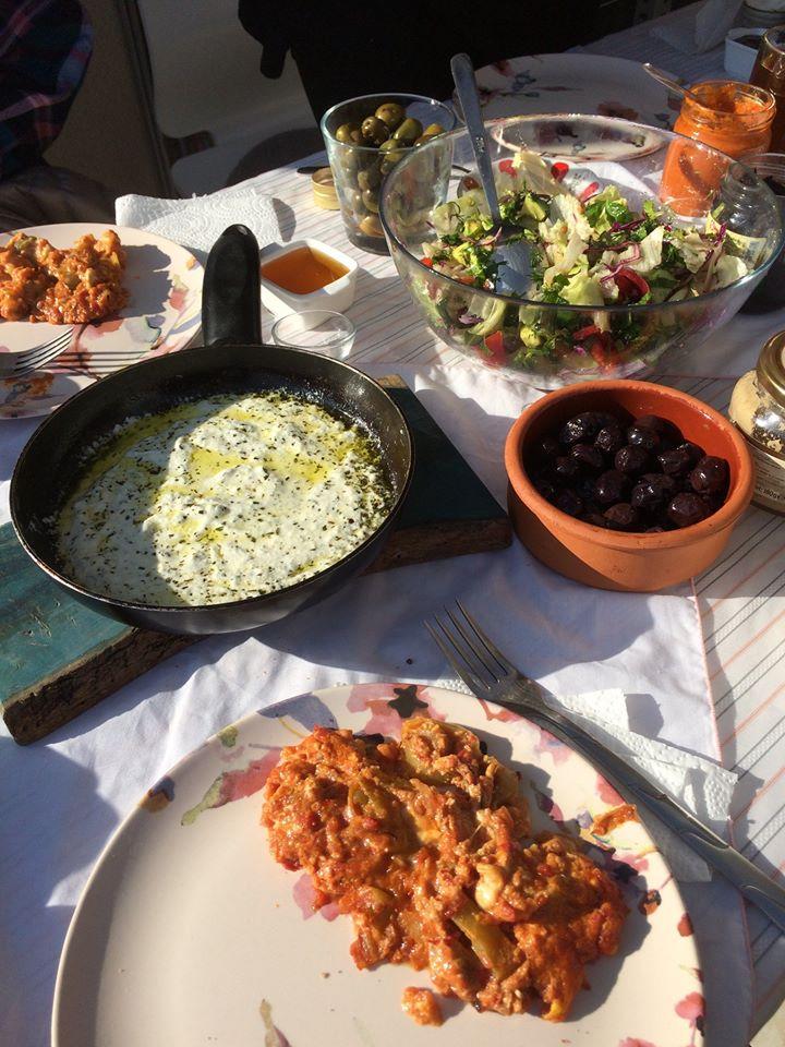 イスタンブール旅の食と思い出を語る会@社員食堂131_d0058440_12505282.jpg
