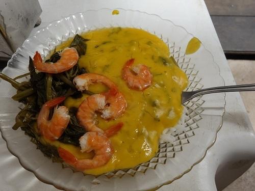 黄色いカレーみたいな VatapáとCaruruまとめて紹介_c0030645_07542698.jpg
