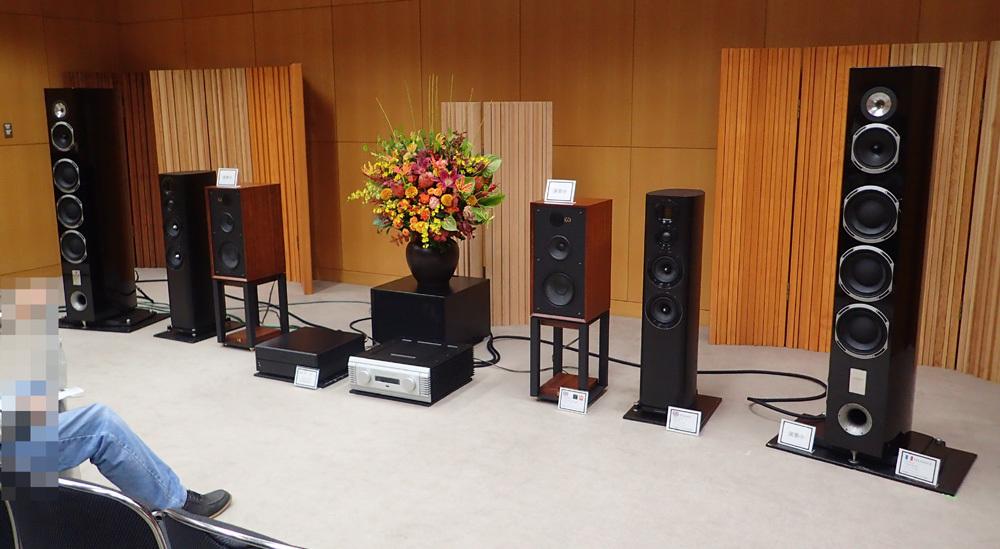 2019年 東京インターナショナルオーディオショウ視察 №2。_b0262449_18223545.jpg