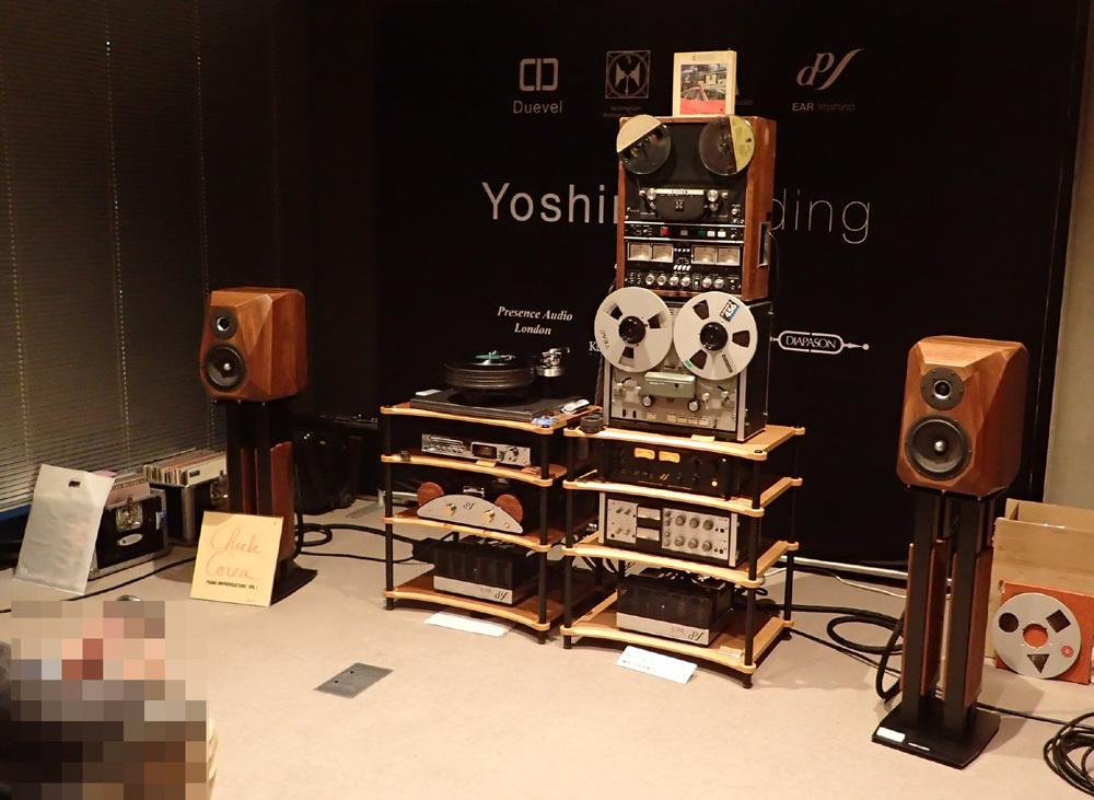 2019年 東京インターナショナルオーディオショウ視察 №2。_b0262449_18332810.jpg