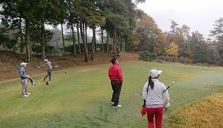 第34回 梶岡建設ジュニアゴルフ月例競技会_f0151251_15464361.jpg