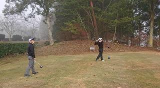 第34回 梶岡建設ジュニアゴルフ月例競技会_f0151251_15464417.jpg