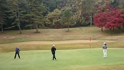第34回 梶岡建設ジュニアゴルフ月例競技会_f0151251_15465346.jpg