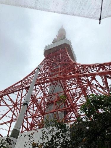 東京タワーと雨と六本木_e0211357_15390926.jpg