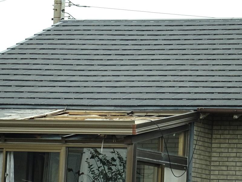 15カ月目で 我が家の台風被害復旧工事が始まりそう_c0108460_13442650.jpg