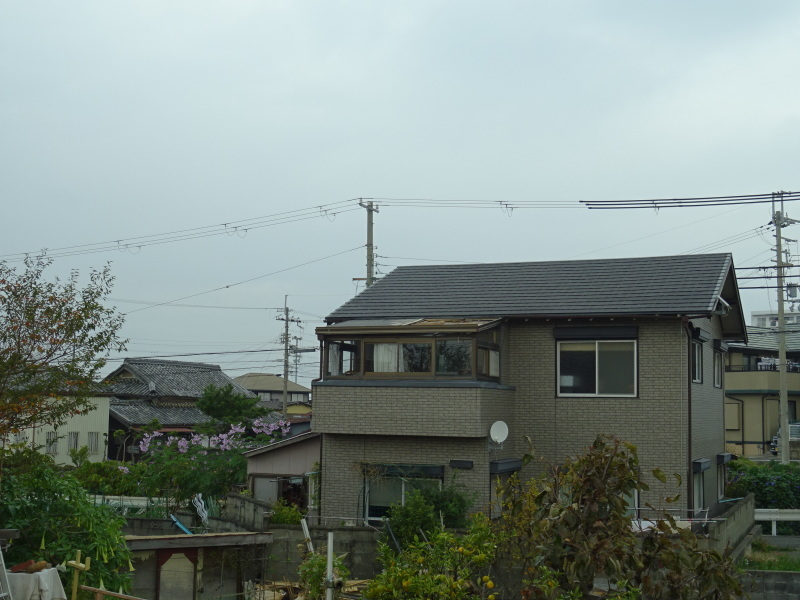 15カ月目で 我が家の台風被害復旧工事が始まりそう_c0108460_13474376.jpg