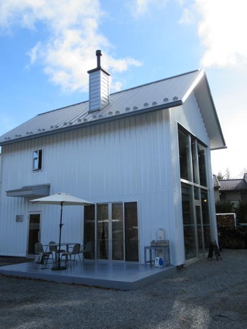 Cafe hip karuizawa * ご近所カフェに再訪♪_f0236260_15160323.jpg