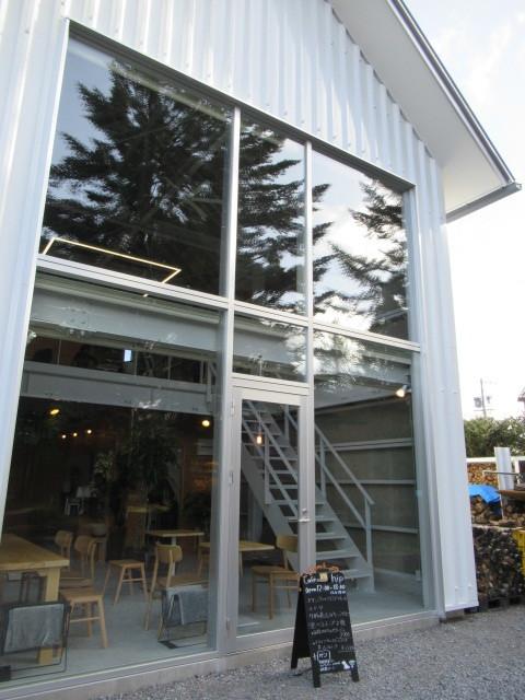 Cafe hip karuizawa * ご近所カフェに再訪♪_f0236260_15163275.jpg