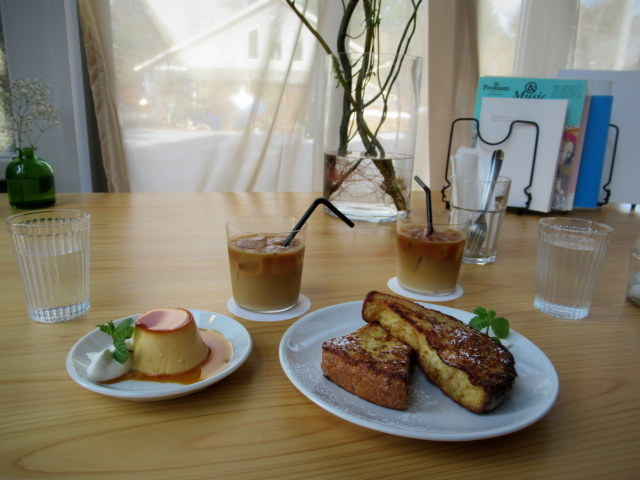 Cafe hip karuizawa * ご近所カフェに再訪♪_f0236260_15213894.jpg