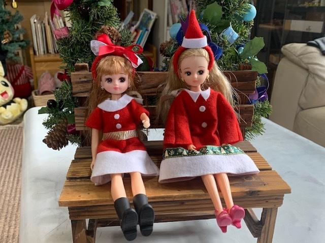 クリスマスだね☆_e0040673_21102691.jpg