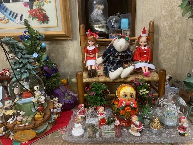 クリスマスだね☆_e0040673_21154230.jpg