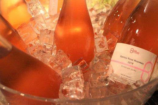 今年も開催*新酒の会@la table de Kudoさん_b0016474_06103904.jpg