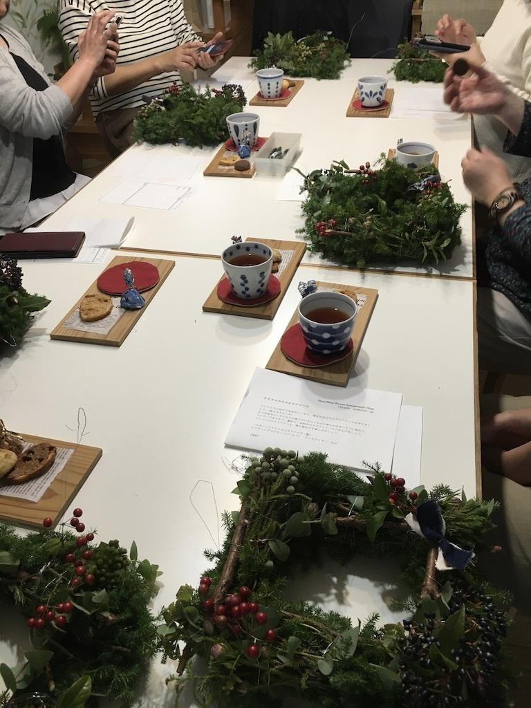 DeuxBlancクリスマスに向けて 〜ワークショップ2日目&最終日〜_c0334574_19401628.jpg