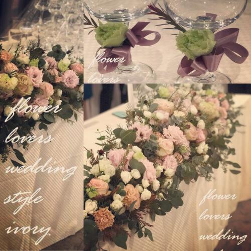 週末の婚礼から〜♬_b0094378_20444689.jpeg
