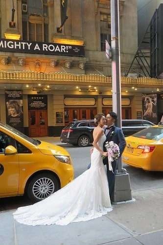 日本人初!Wedding @ Top of the Rock _b0209691_15560123.jpg