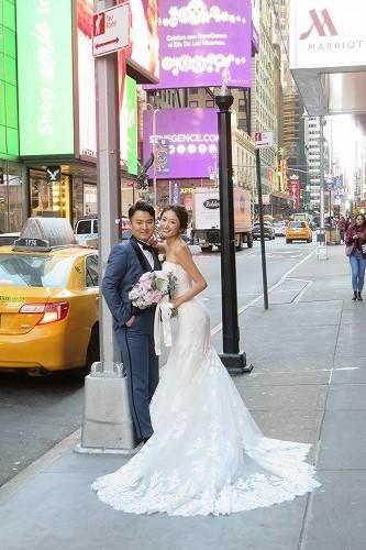 日本人初!Wedding @ Top of the Rock _b0209691_15560154.jpg
