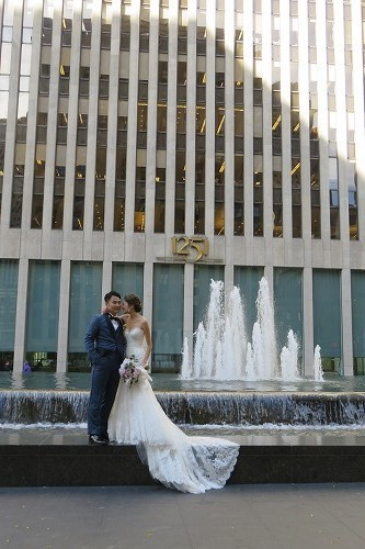 日本人初!Wedding @ Top of the Rock _b0209691_16023791.jpg