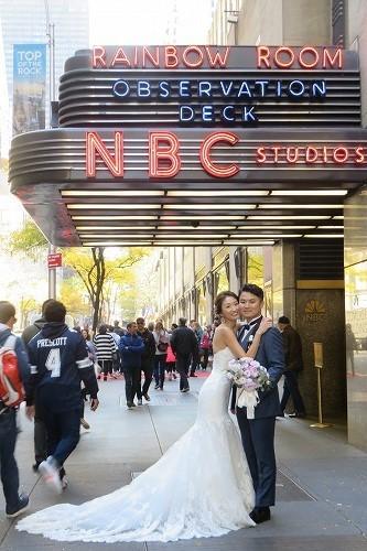日本人初!Wedding @ Top of the Rock _b0209691_16023867.jpg