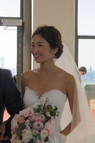 日本人初!Wedding @ Top of the Rock _b0209691_16023882.jpg