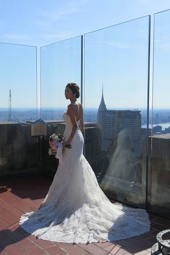 日本人初!Wedding @ Top of the Rock _b0209691_16103188.jpg