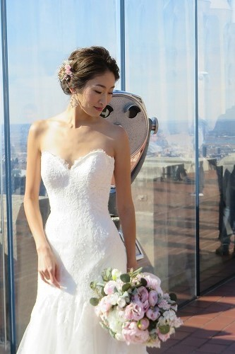 日本人初!Wedding @ Top of the Rock _b0209691_16142943.jpg