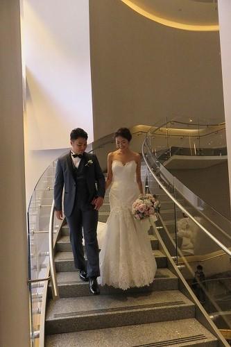 日本人初!Wedding @ Top of the Rock _b0209691_16142948.jpg
