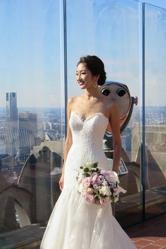 日本人初!Wedding @ Top of the Rock _b0209691_16142976.jpg