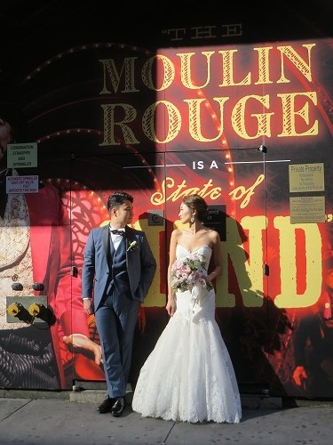 日本人初!Wedding @ Top of the Rock _b0209691_17025136.jpg
